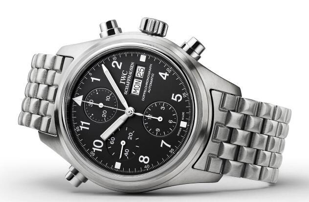 Replica IWC Portugieser Split-Seconds Chronograph Prototype 3712 Watches Review 3