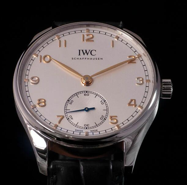 Replica IWC Portugieser Automatic 18K Rose Gold And Steel 40mm Watches Review 1