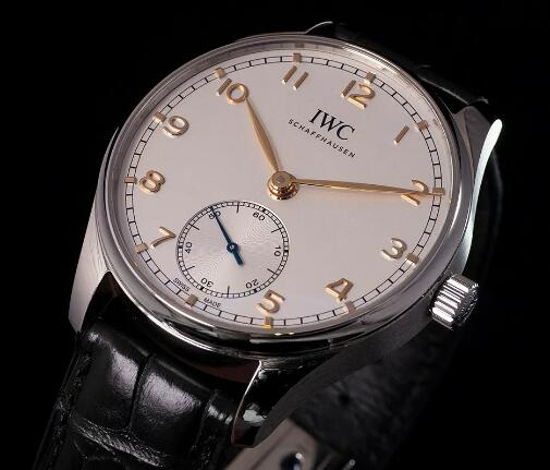 Replica IWC Portugieser Automatic 18K Rose Gold And Steel 40mm Watches Review 3