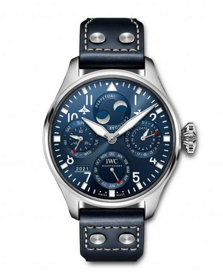 Discussing The Lewis Hamilton And His Special Edition IWC Big Pilot's Replica Watches 2