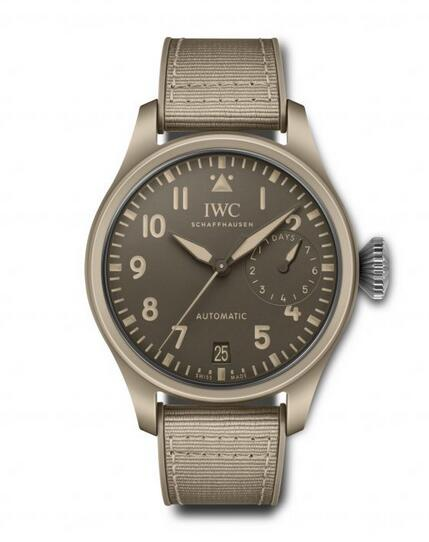 Discussing The Lewis Hamilton And His Special Edition IWC Big Pilot's Replica Watches 3