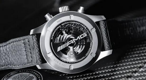 Introducing The Replica IWC Pilot's Chronograph Mercedes AMG Special Edition Collection 2