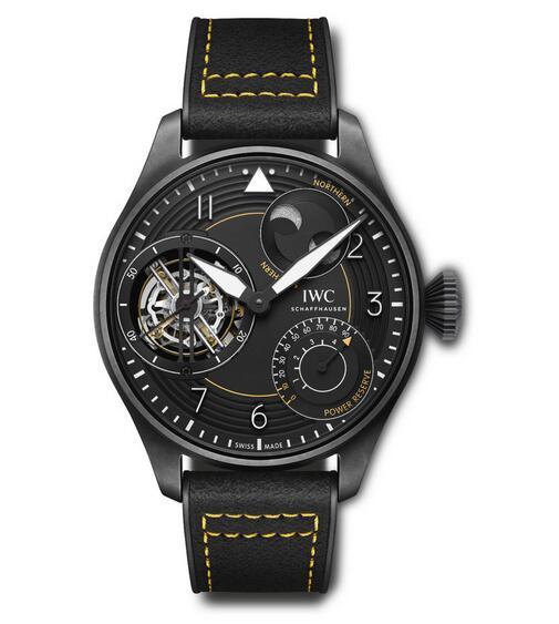 Replica IWC Big Pilot's Watch Constant-Force Tourbillon Edition Discussion 1