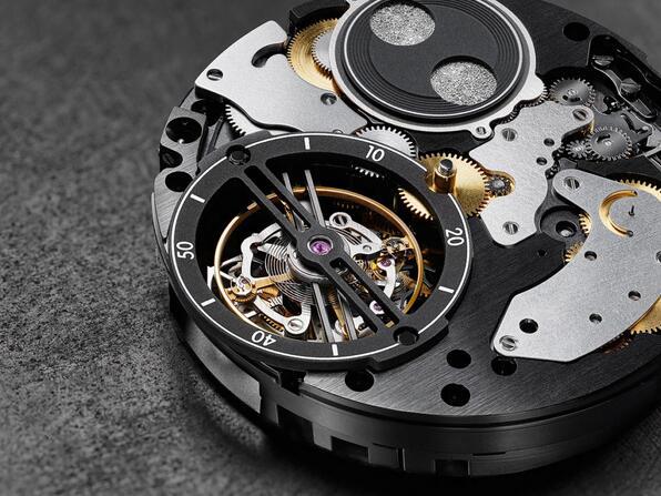 Replica IWC Big Pilot's Watch Constant-Force Tourbillon Edition Discussion 2