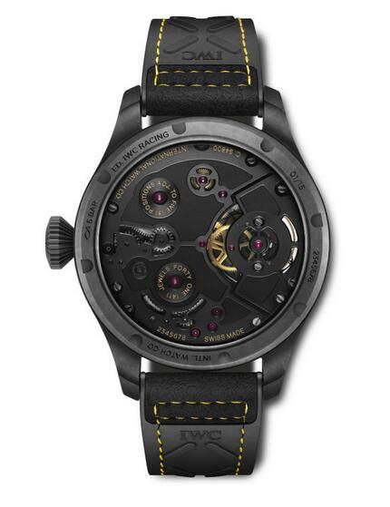 Replica IWC Big Pilot's Watch Constant-Force Tourbillon Edition Discussion 3
